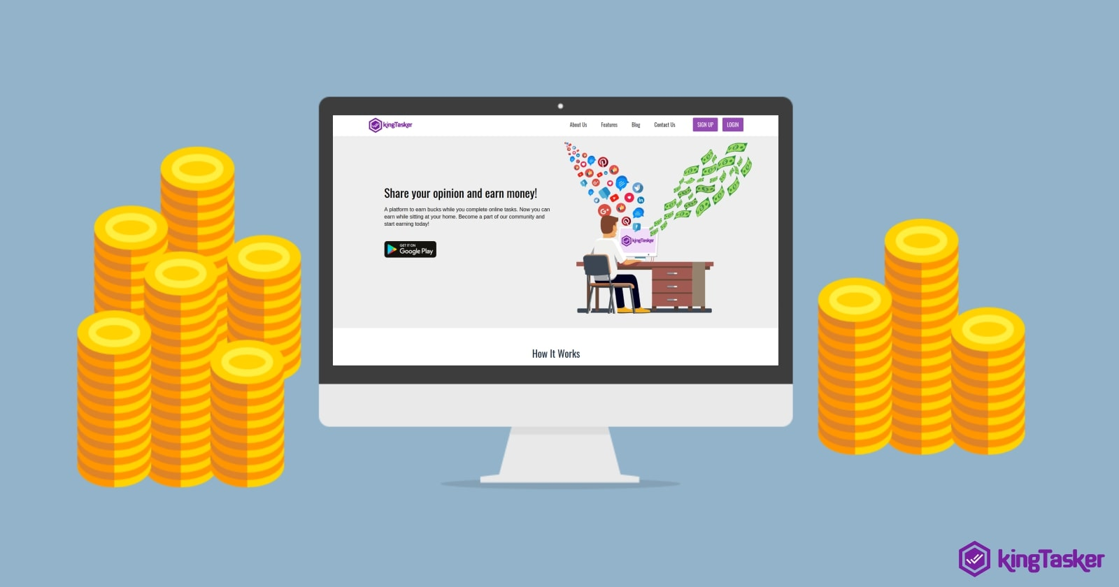 Why You Should Try Online Money Making Services?