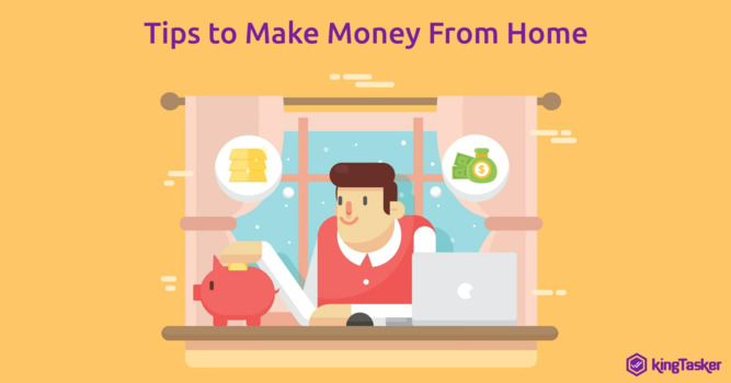 Learn How You Can Make Money From Home