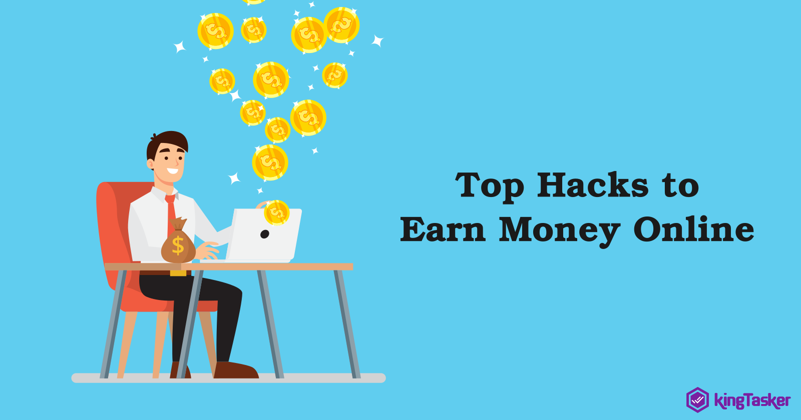 Simple Hacks you Must Try to Make Money Online Today