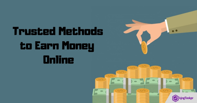 Trusted Methods to Earn Money Online