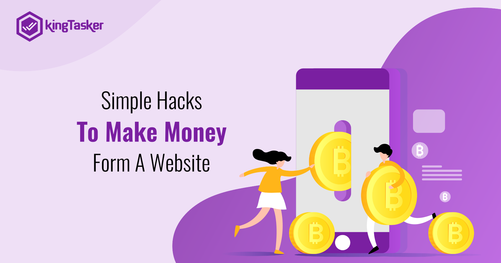 Simple Hacks To Make Money From a Website