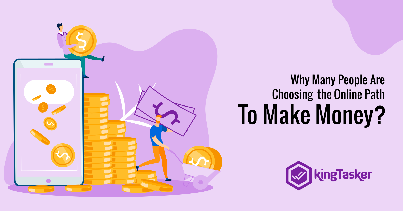 Why Many People Are Choosing the Online Path To Make Money?
