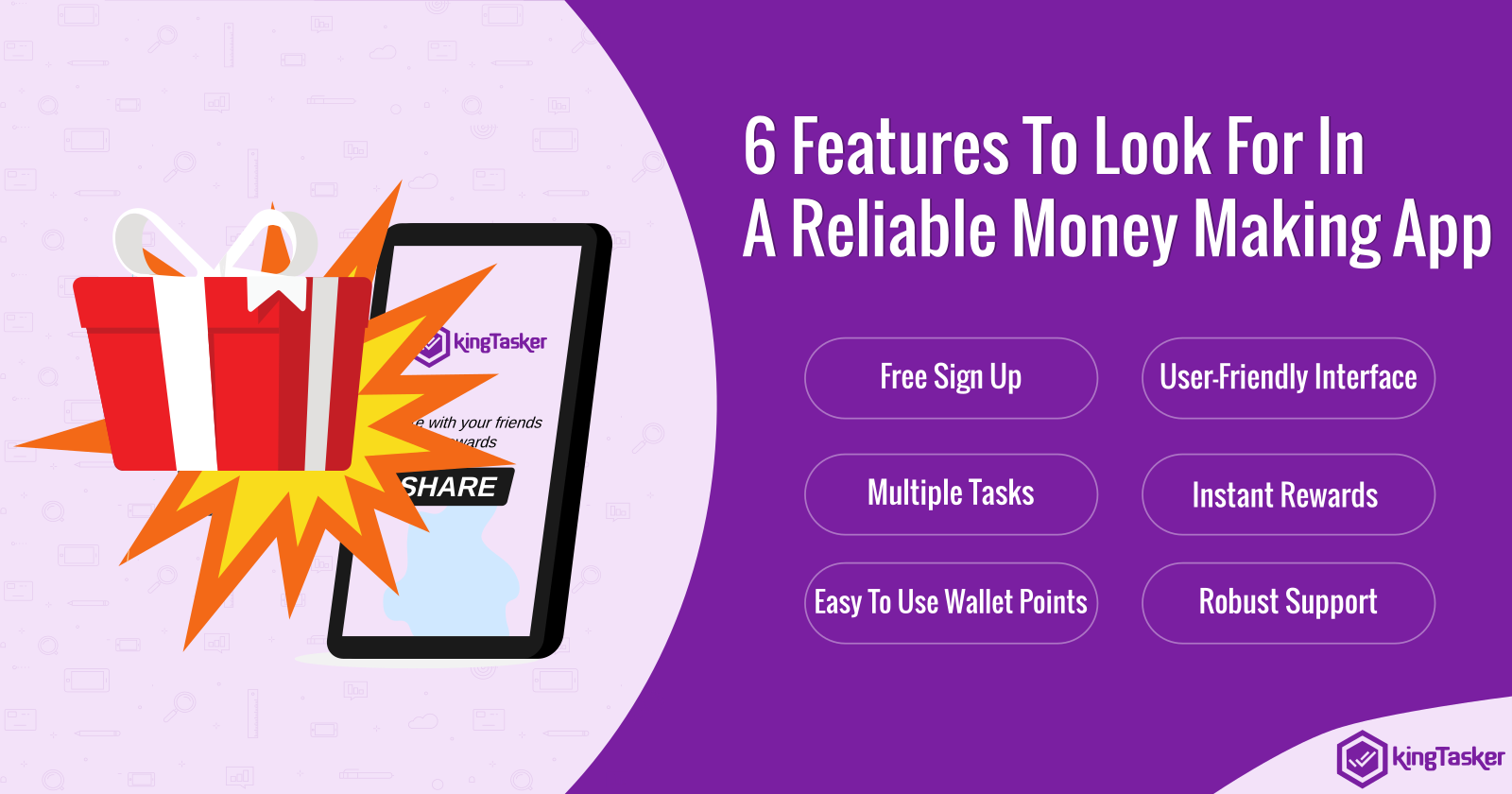 6 Features To Look For In A Reliable Money Making App