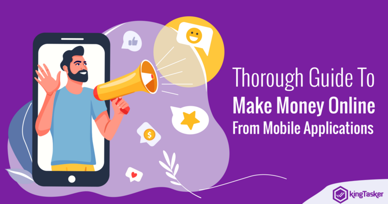 Thorough Guide To Make Money Online From Mobile Applications