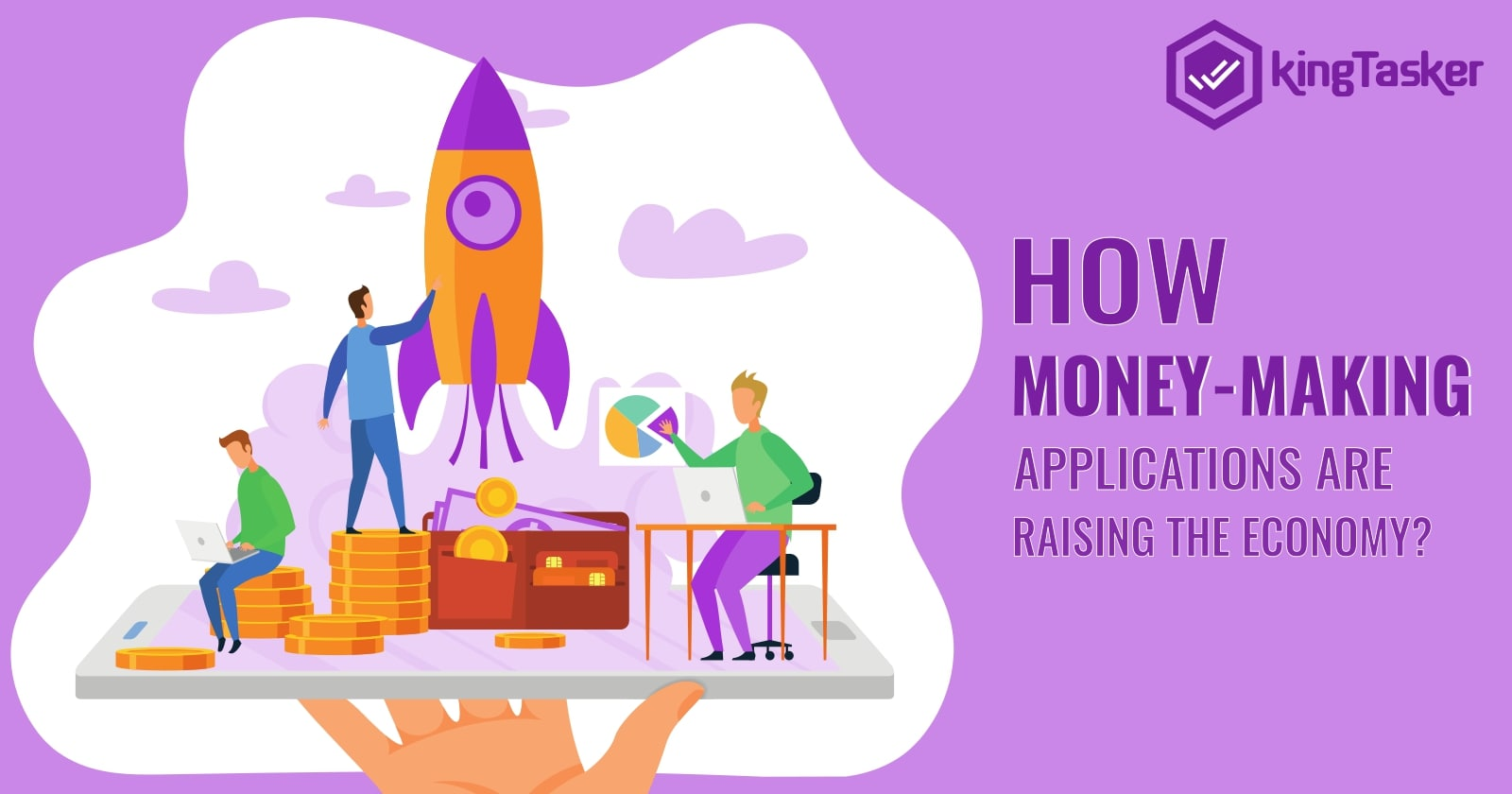 How Money-Making Applications Are Raising The Economy?