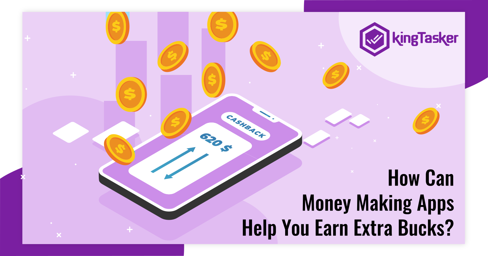 How Can Money Making Apps Help You Earn Extra Bucks?